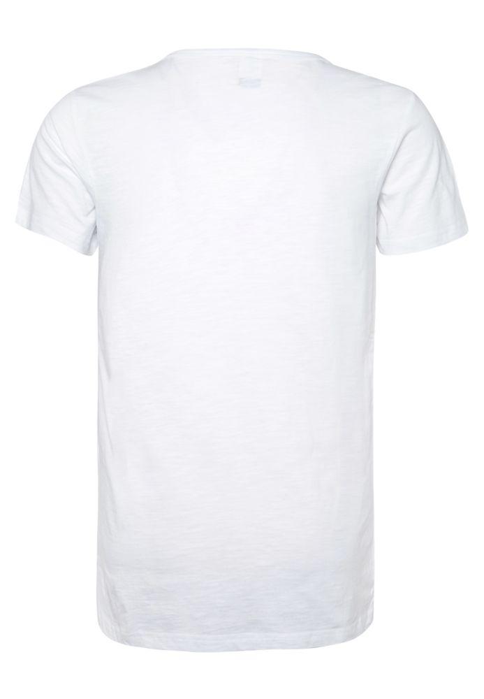 Vorschau: Herren T-Shirt mit Knopfleiste