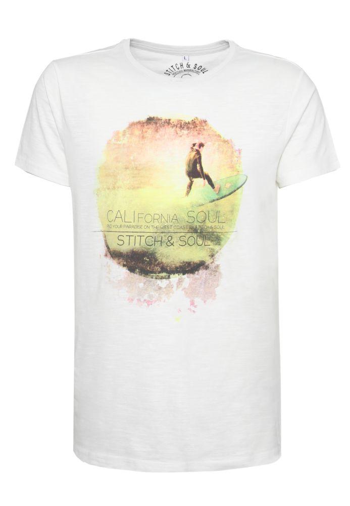 Vorschau: Herren T-Shirt - California