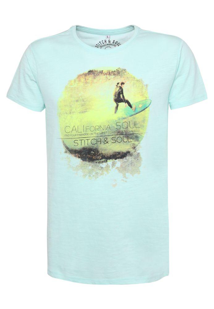 Herren T-Shirt - California