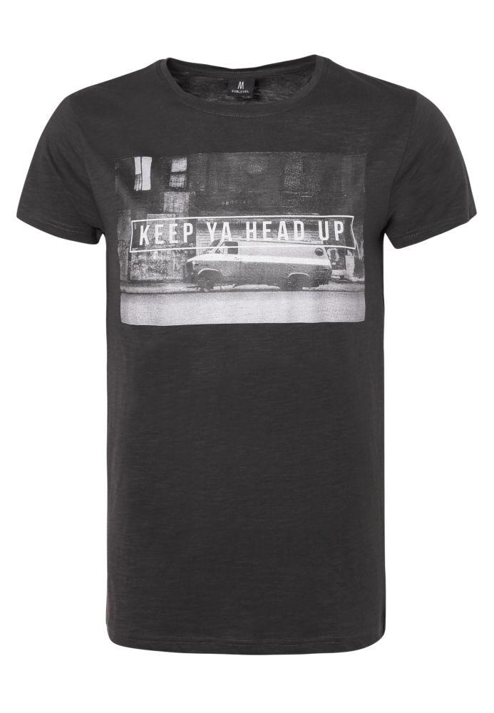 Herren T-Shirt - Car Print