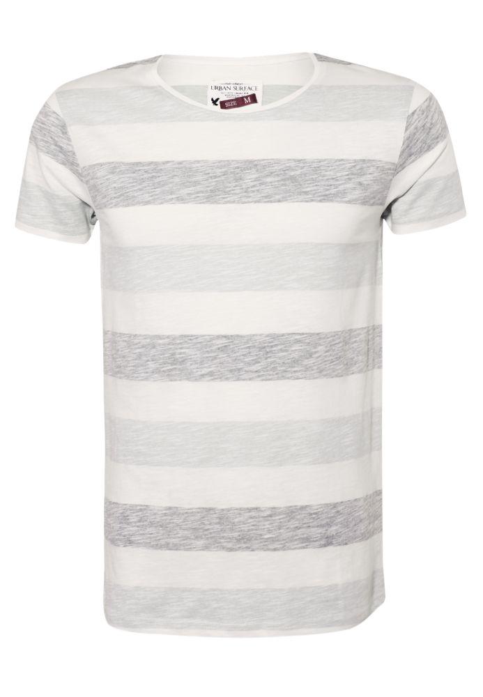 Gestreiftes Herren T-Shirt