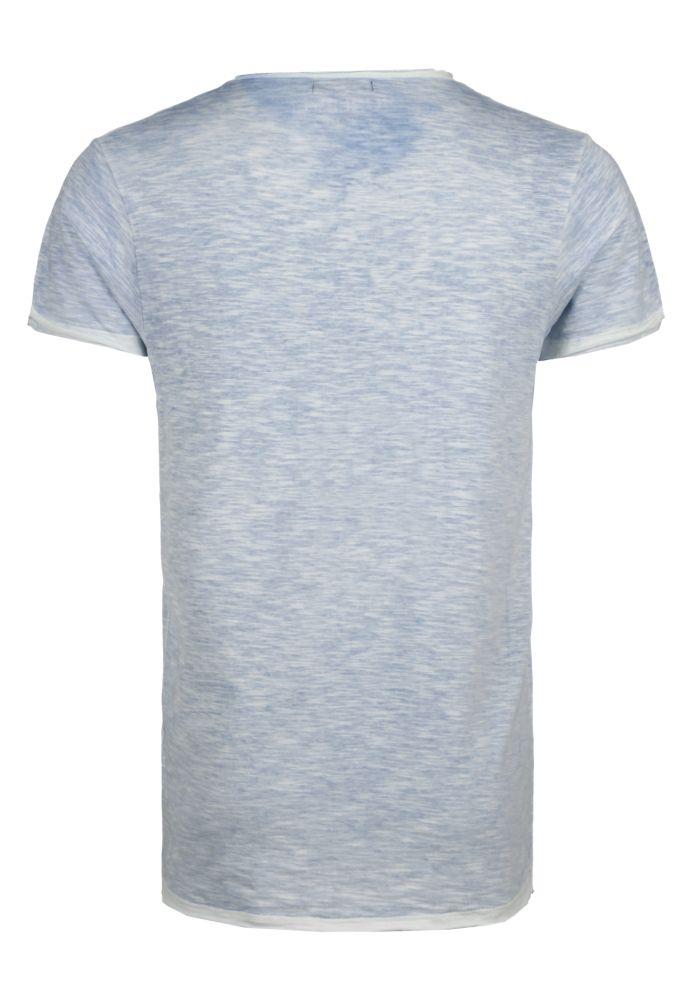 Vorschau: Herren T-Shirt mit Farbeffekt