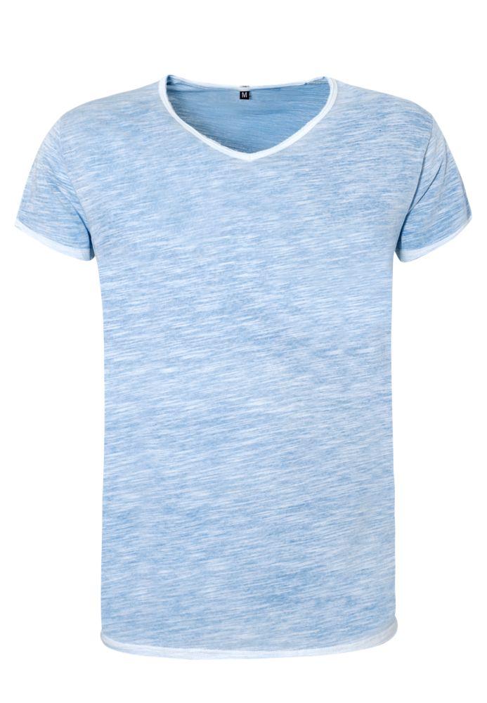 Meliertes Vintage T-Shirt