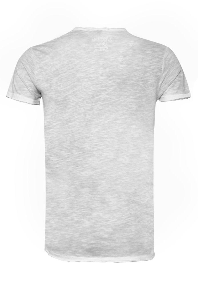 Vorschau: Meliertes Vintage T-Shirt