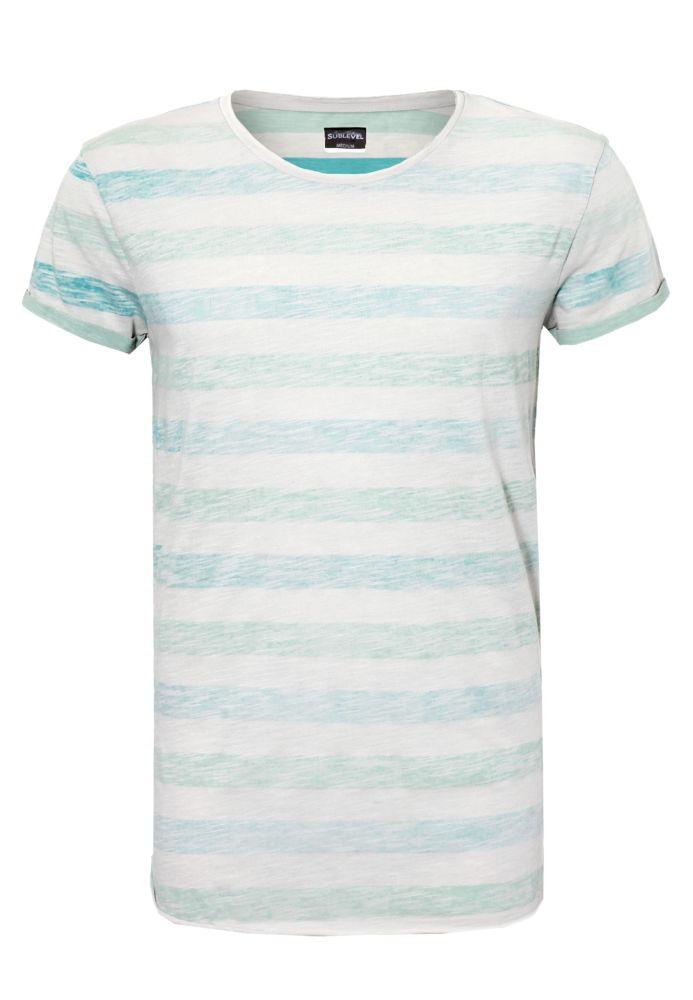 Streifen Herren T-Shirt