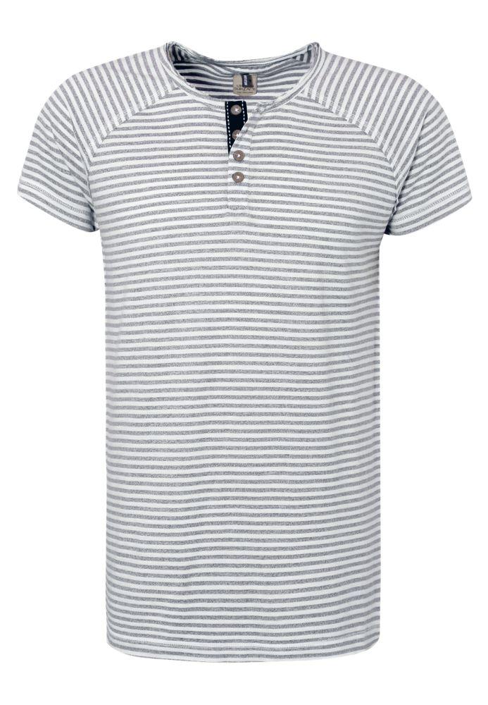 Herren T-Shirt - Gestreift