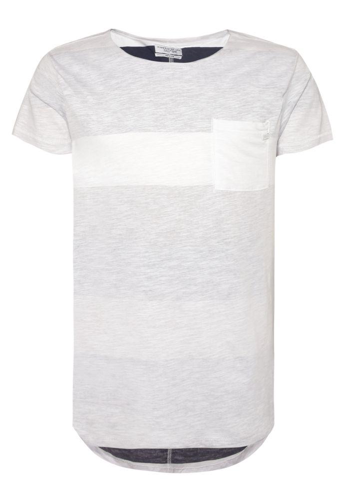 Streifen T-Shirt - Long Fit