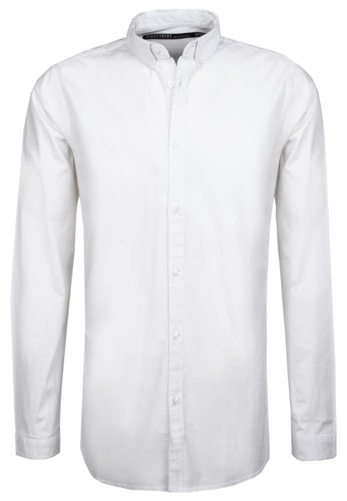 Langes Button Down Hemd
