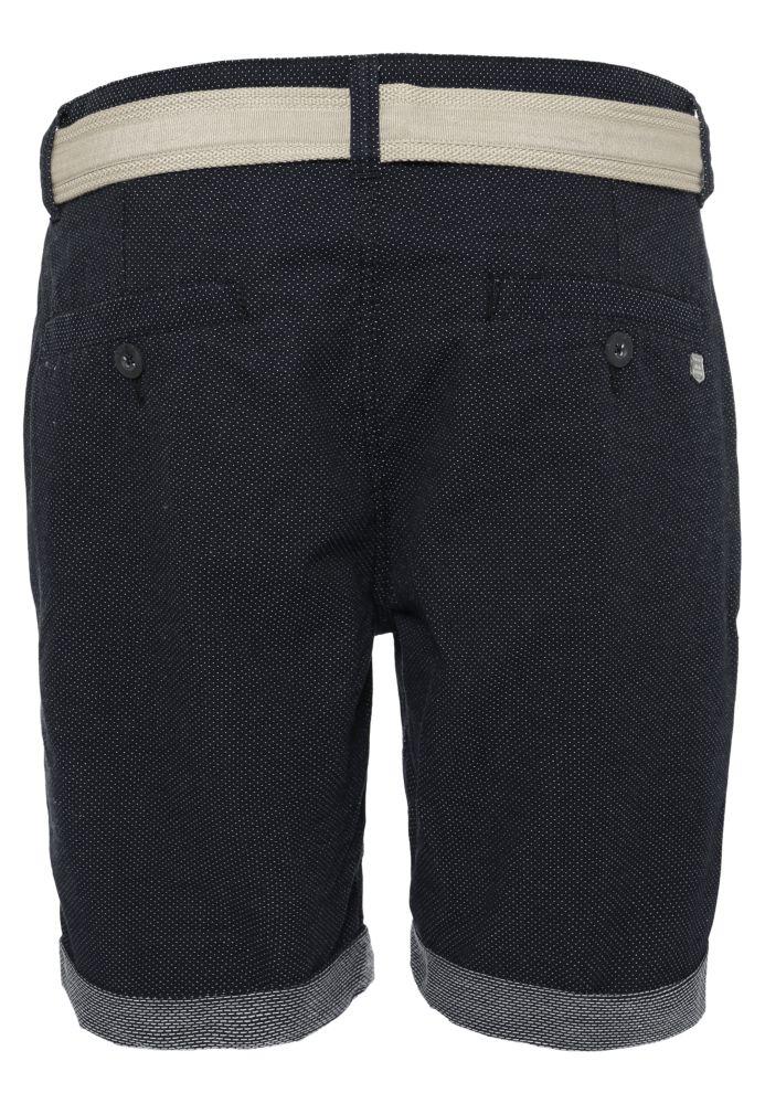 Vorschau: Gepunktete Chino Shorts