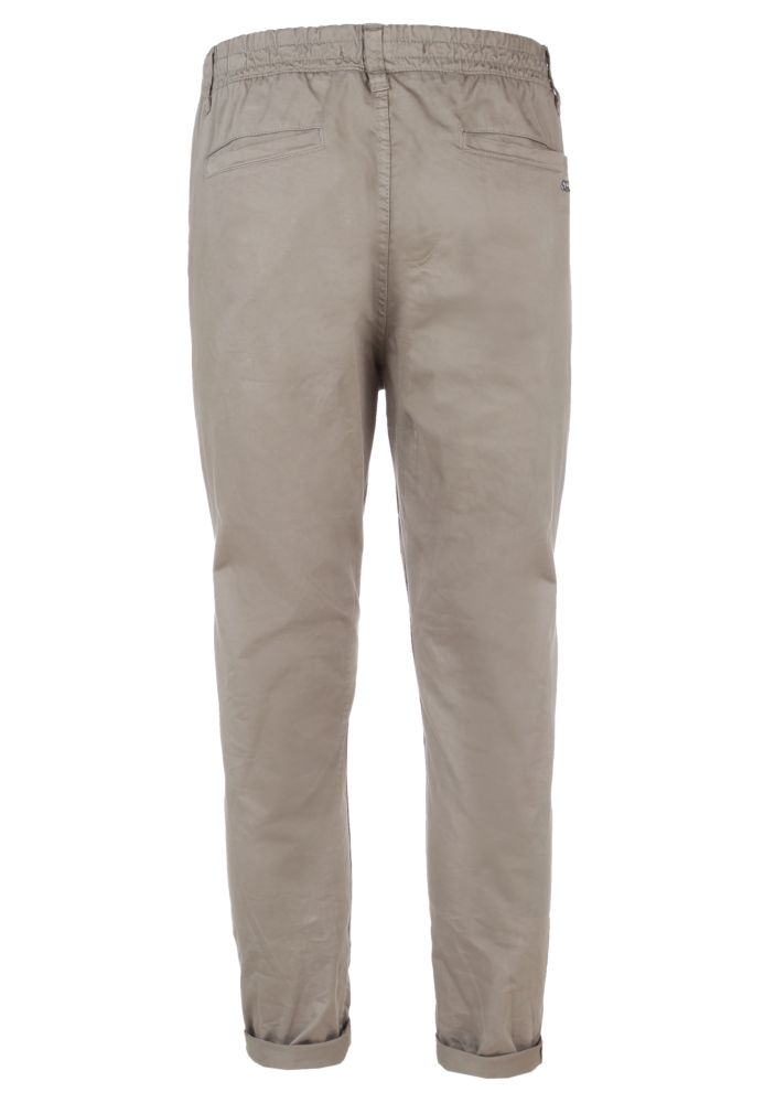Vorschau: Graue Slim Fit Chino LANDON
