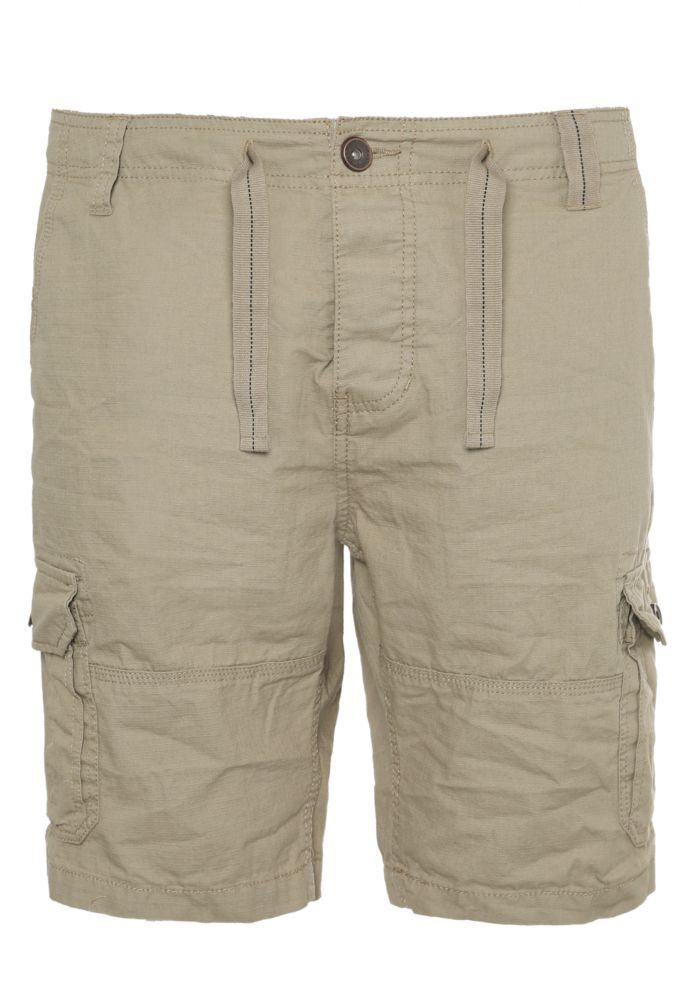 Cargo Shorts mit Struktur