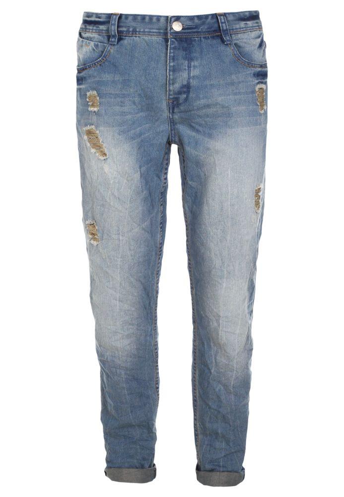 Carrot Fit Herren Jeans