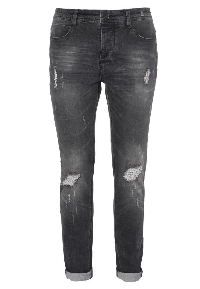 Herren Skinny Jeans Destroyed