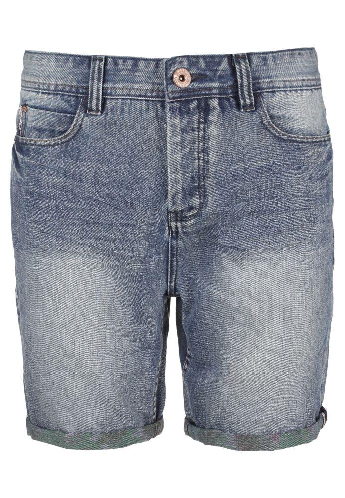 Klassische Jeans Bermuda