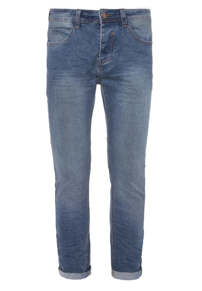 Herren Skinny Blue Jeans