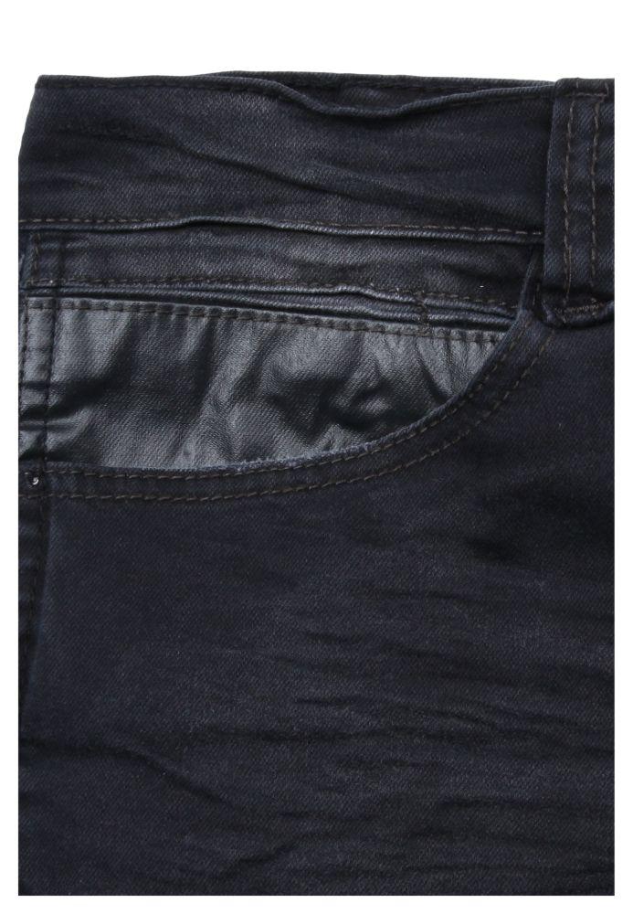 Vorschau: Schwarze Jeans Skinny