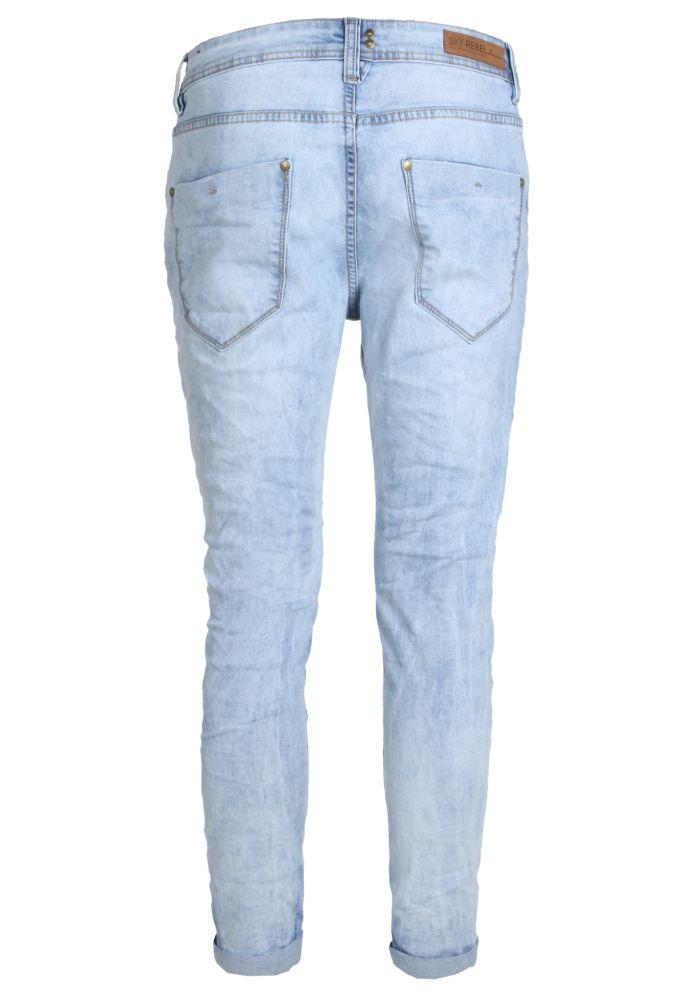 Vorschau: Herren Knee Cut Jeans DANNY