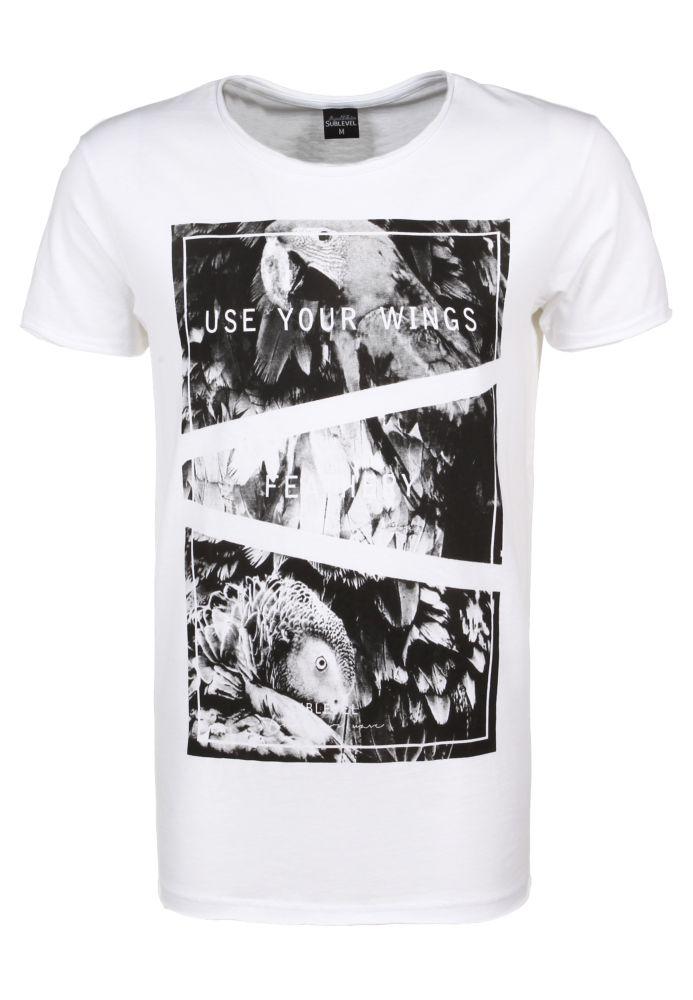Tropic Print T-Shirt